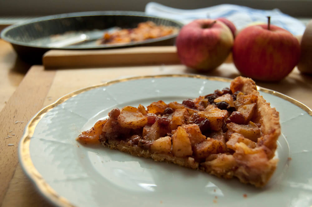 Jablecny kolac