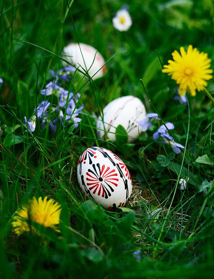 Symboly Velikonoc